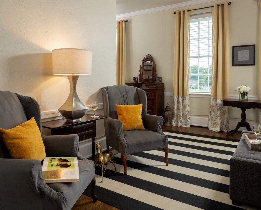 The Wellington Room