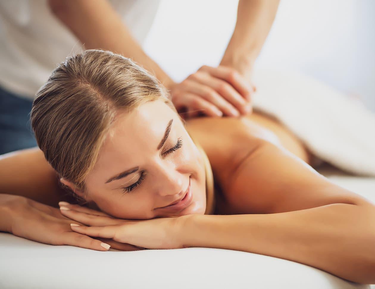 signature in-room massage